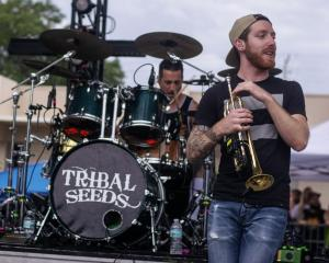 Tribal Seeds - Photo by Omayra Lopez