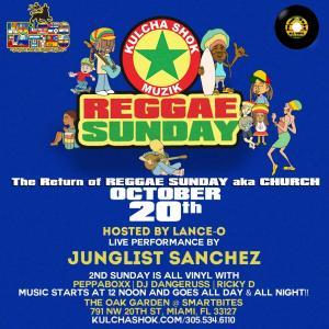 Reggae Sunday 2