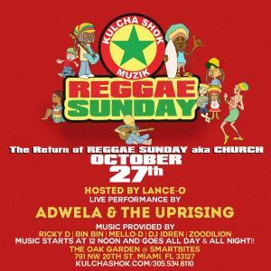 Reggae Sunday 3